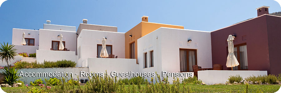 Rhodes Greece Accommodation - Villa, Pension, Room, Motel, Guesthouse, Bed and Breakfast